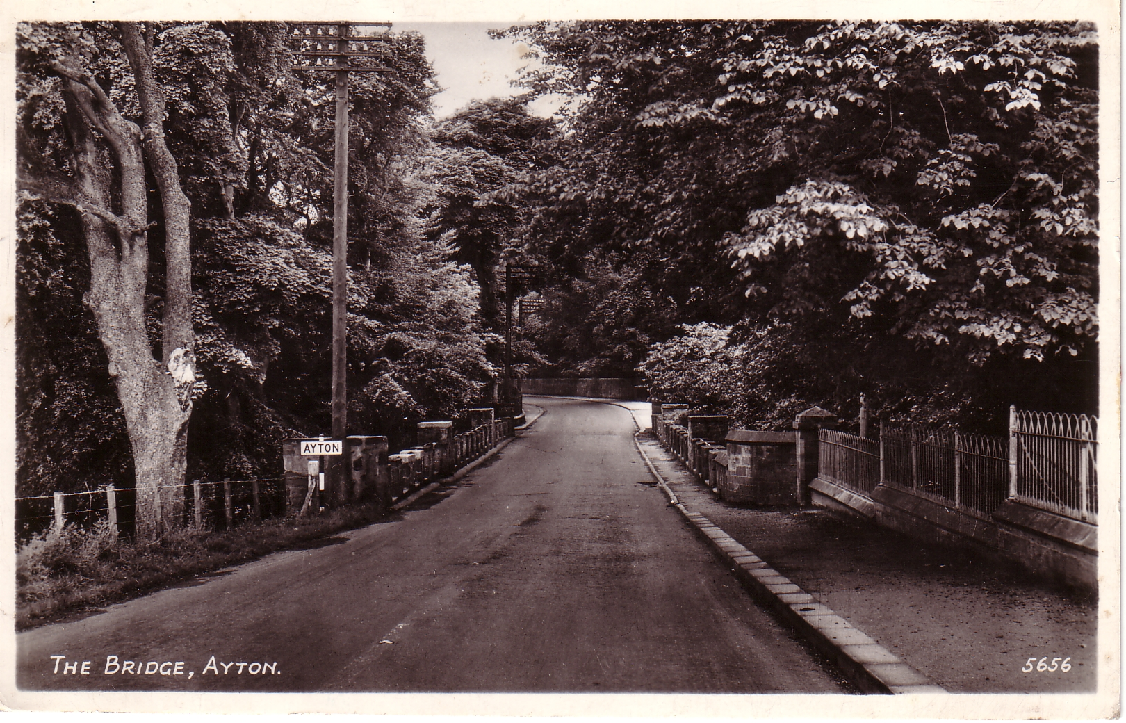 The Bridge Ayton