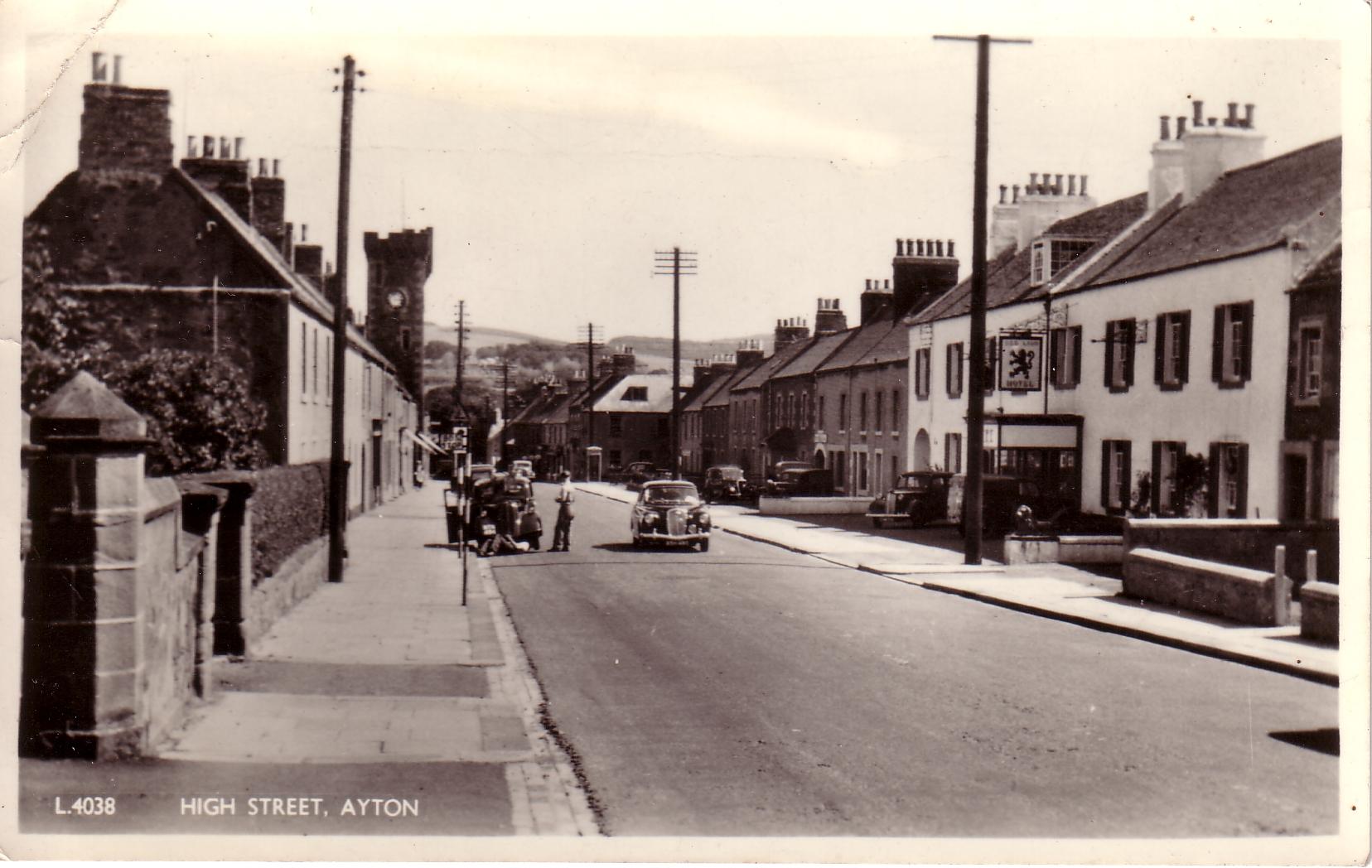 High Street Ayton