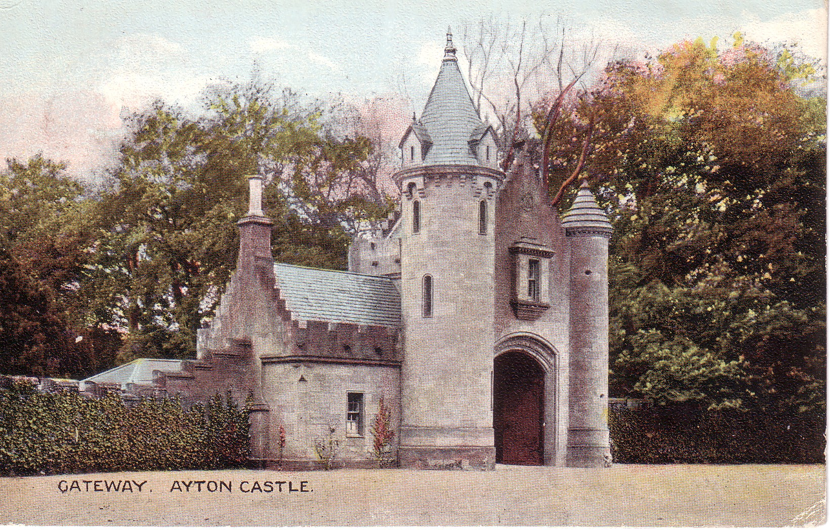 Gateway Ayton Castle