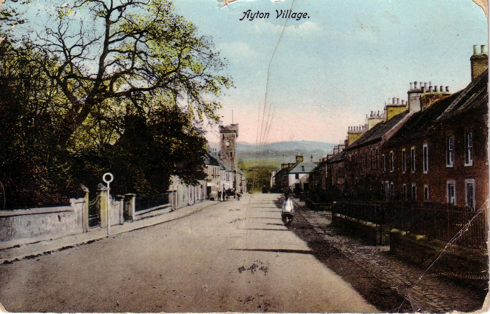 Ayton Village