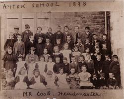 Ayton School 1898