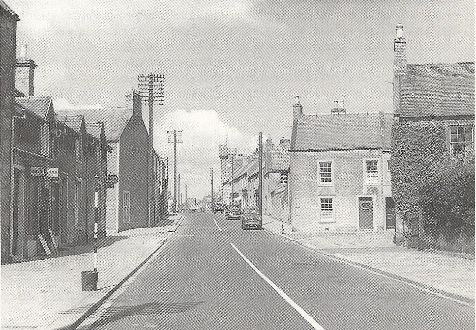 High St from South 1950s