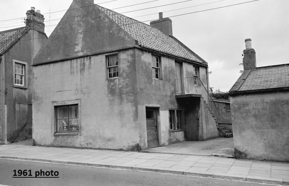 Smithy, High St 1961.jpg
