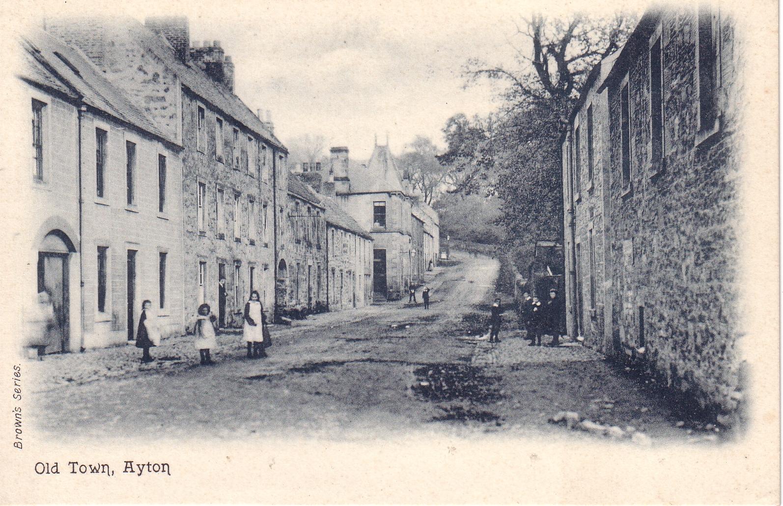 Old Town Ayton