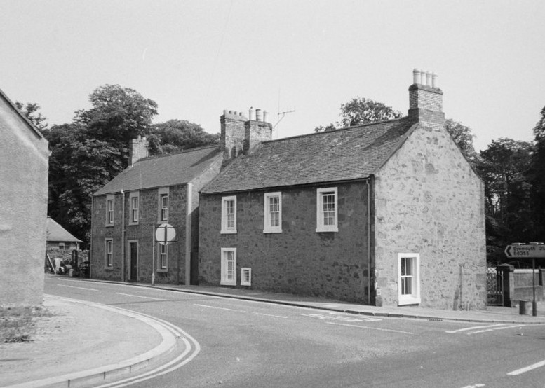 Melville House, Old Town 1975.jpg