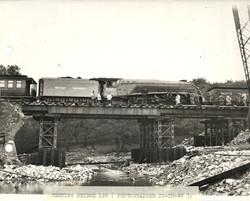 Testing bridge 126, Granthouse & Res