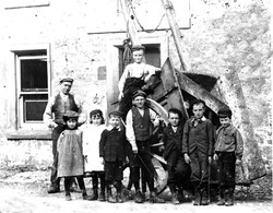 Dalgety's Coal Yard Ayton