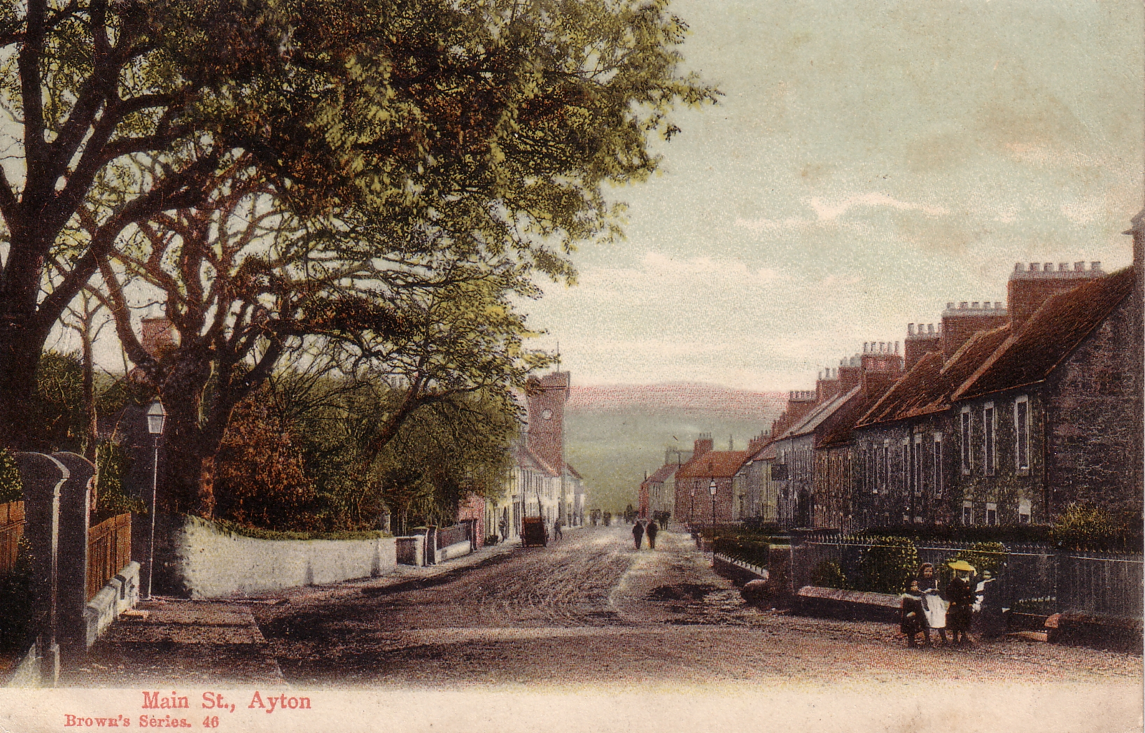 Main St Ayton