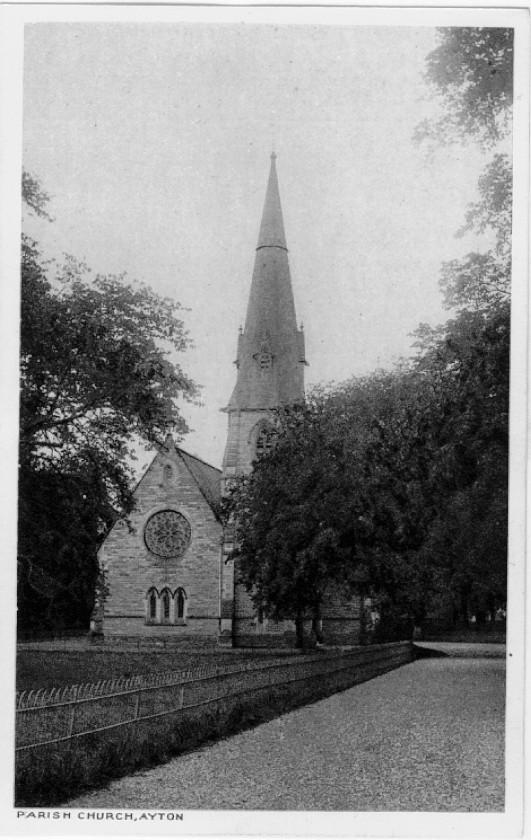 Ayton Parish Church