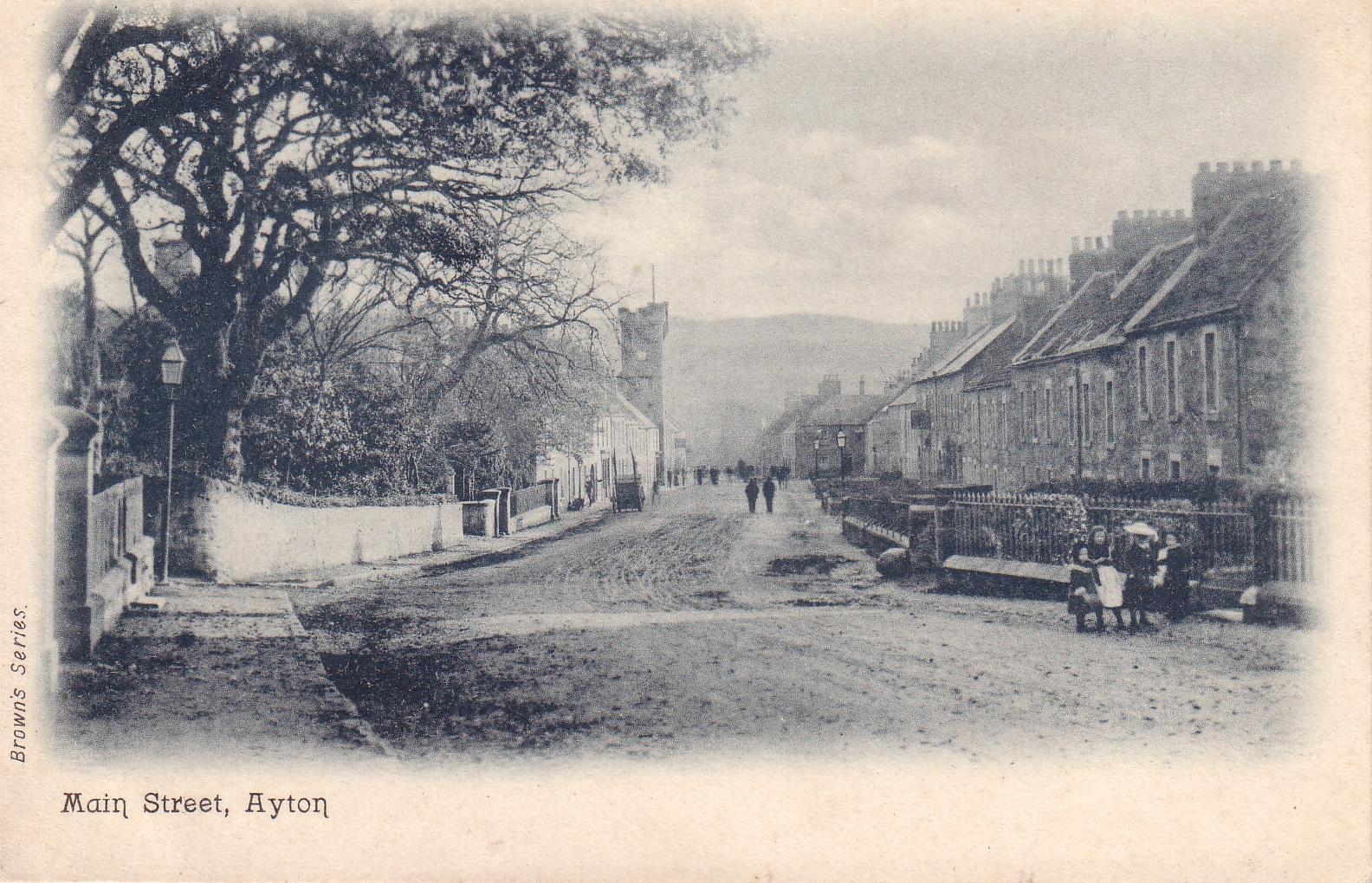 Main Street Ayton