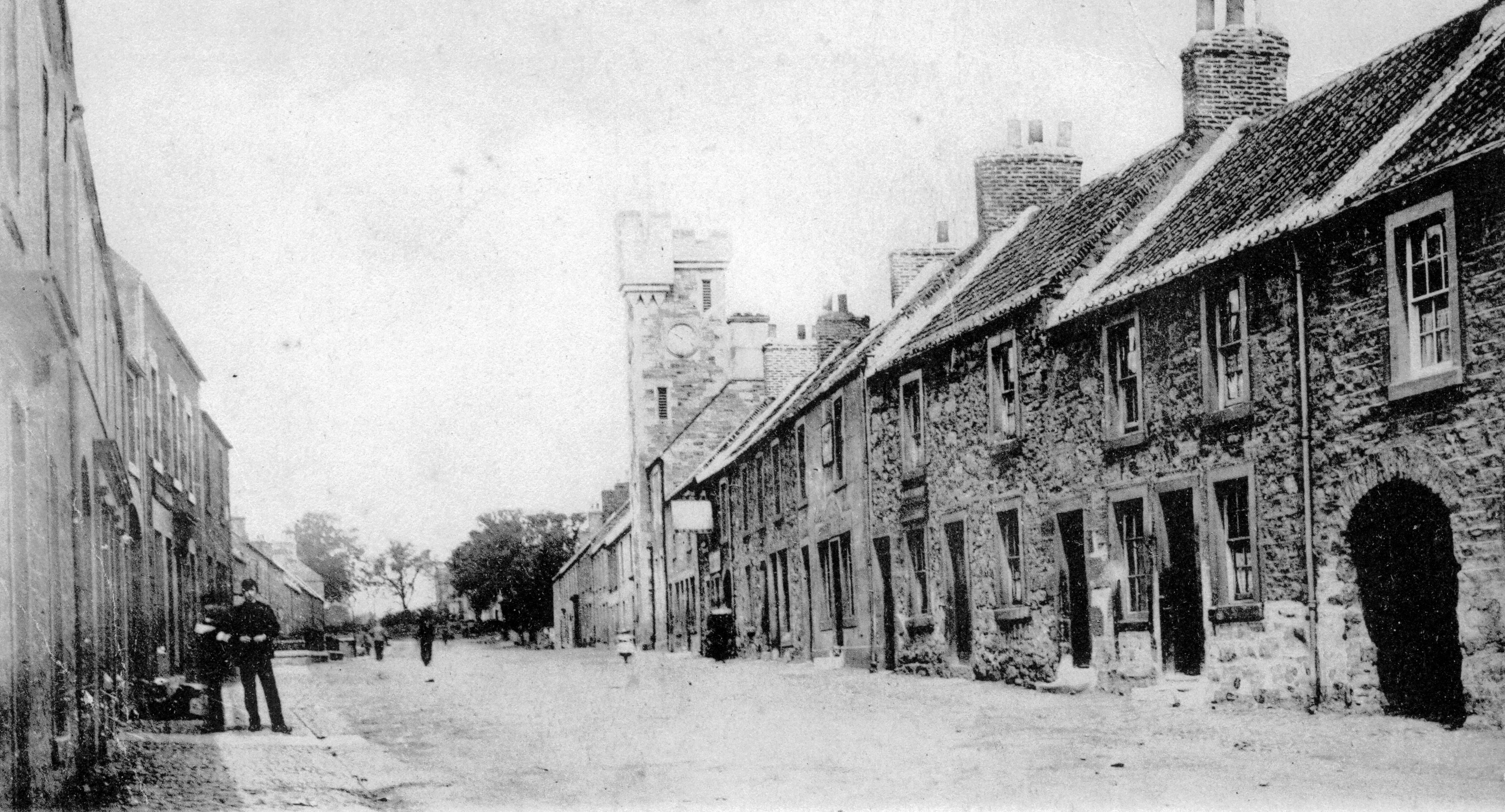 High St from south