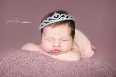 Newborn fotografıe.