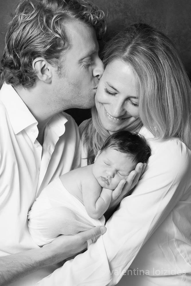 Baby fotoreportage.