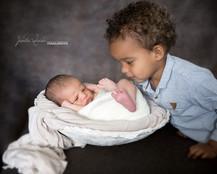 Newborn fotografie.