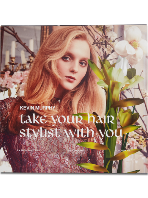 Take Your Hair Stylist with You | Smooth TRIO