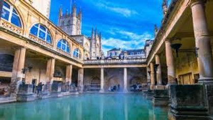 Saturday Excursion to City of Bath 21/03/2020