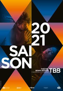 Affiche de saison 20-21