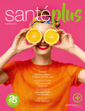 Magazine Santéplus 2019