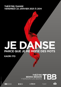Affiche TBB Je danse