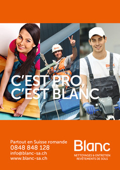 Annonce A5 BLANC
