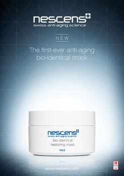 Nescens masque-bio-identique