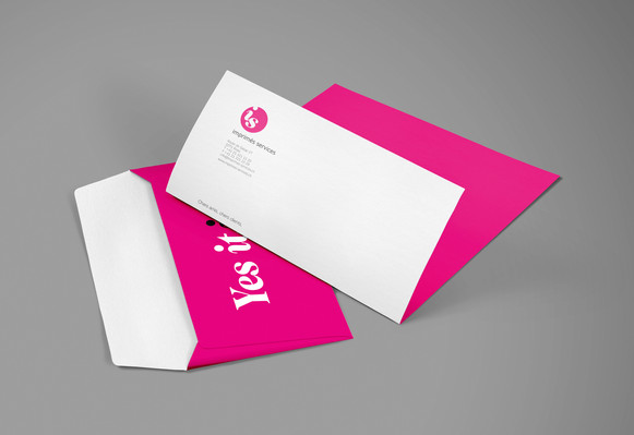 ISPRINT papeterie enveloppe