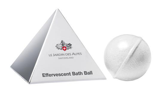 Le Jardin des Alpes Boule effervescente bain