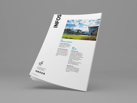 Magazine Plein Centre du Centre Patronal Paudex