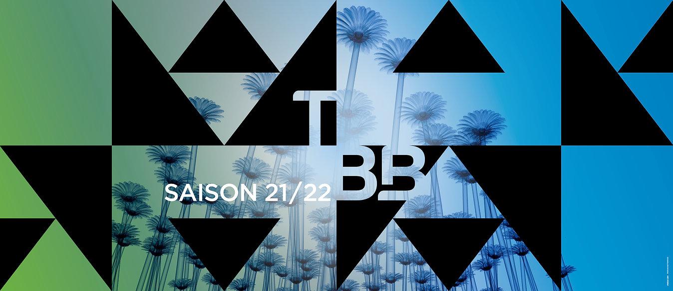 Affiche Theatre Benno Besson Saison 21/22
