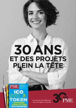 PME Magazine 30 ans