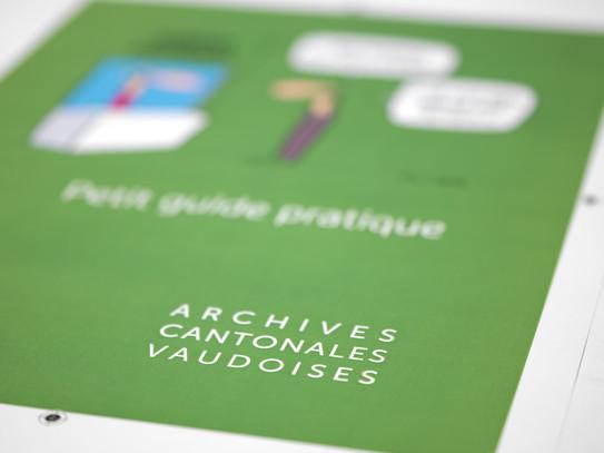 Archives cantonales vaudoises