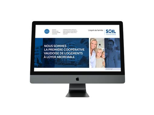 Projet site internet SCHL