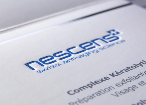 Nescens logo