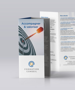 Formation Conseil Flyer prestations