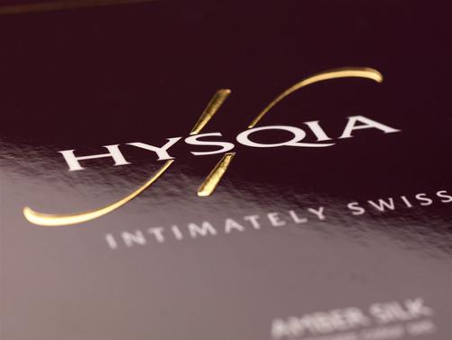Hysqia logo