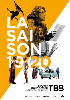 Affiche de saison 19-20