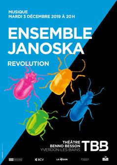 Affiche TBB Ensemble Janoska