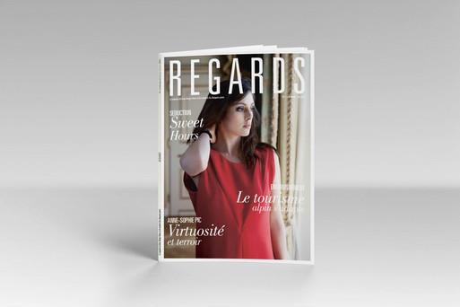 Magazine du Beau-Rivage REGARDS 1