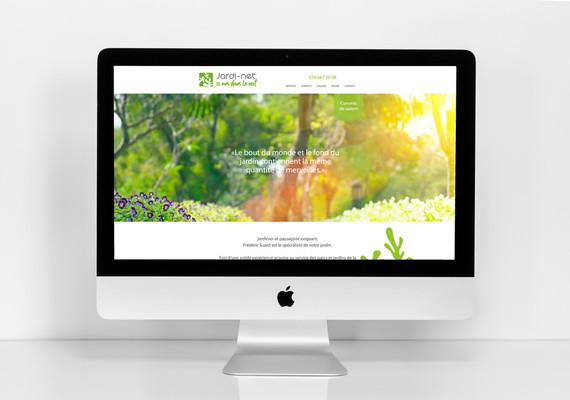 Site internet Jardi-net