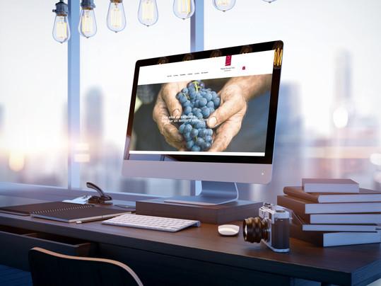 Pierre Favre Vins site internet