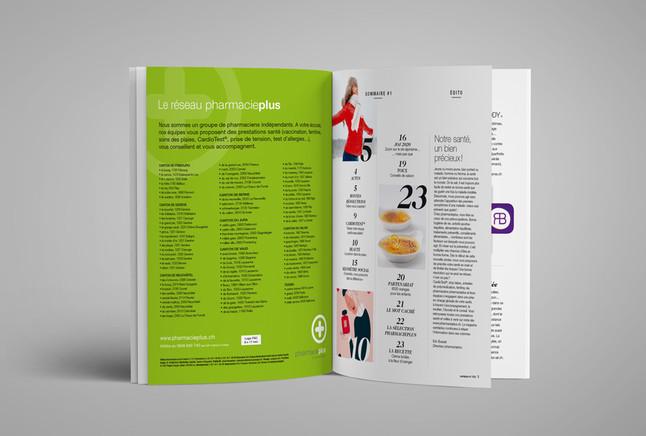 Magazine Santéplus 2020