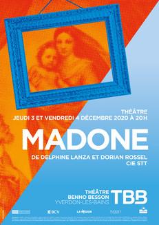 Affiche TBB Madone