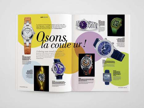 Magazine du Beau-Rivage REGARDS 3