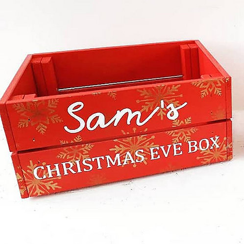PRE-ORDER - Christmas Eve Crates