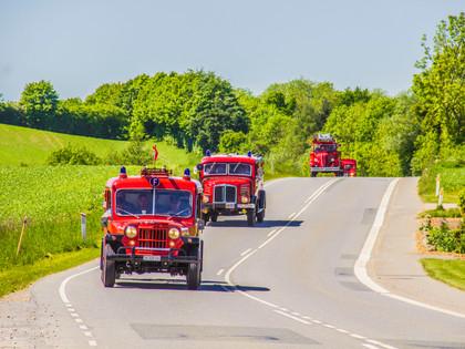 VOLL MOTIVIERT - wieder zurück von der Internationalen Feuerwehr Sternfahrt 2017 in Sonderborg !