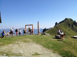 Wandergebiet Schlossalm Bergsation