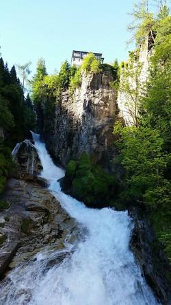 Wasserfall in Badgastein