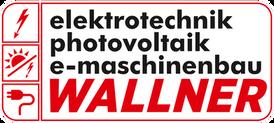 Wallner Elektro Logo neu + Visitenkarte_