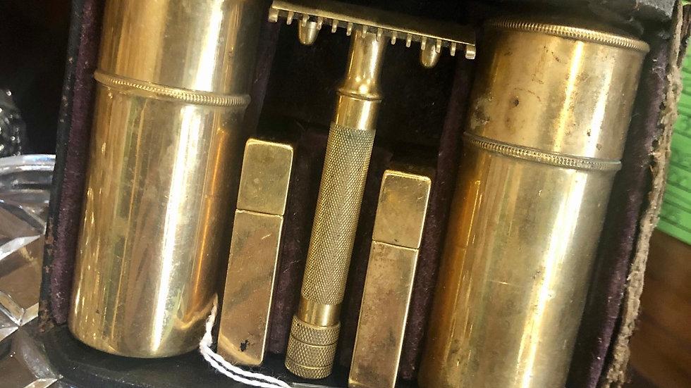 Gillette 1904 Antique Razor Set