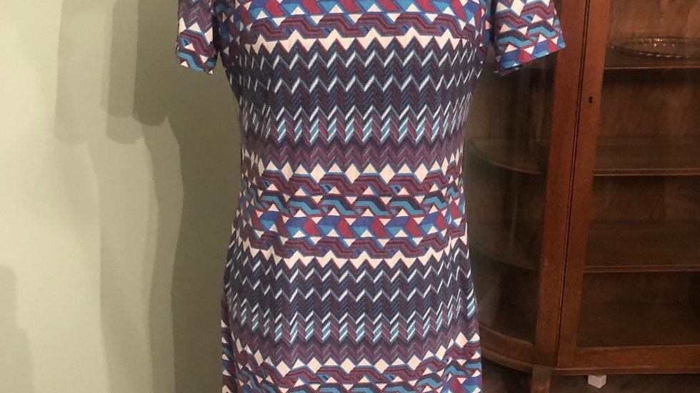 Checkaberry Vintage Dress